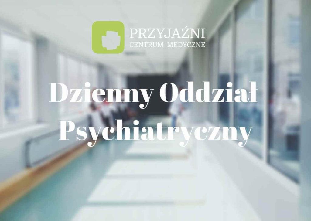 Dzienny Oddział Psychiatryczny