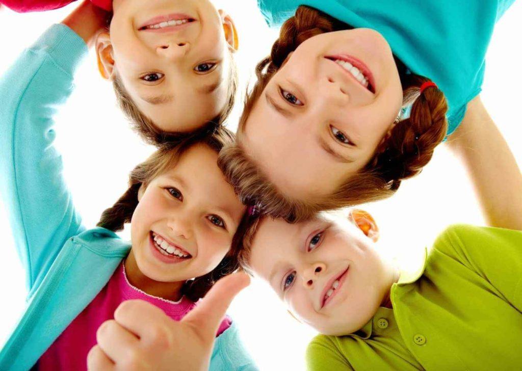 budowanie relacji dzieci
